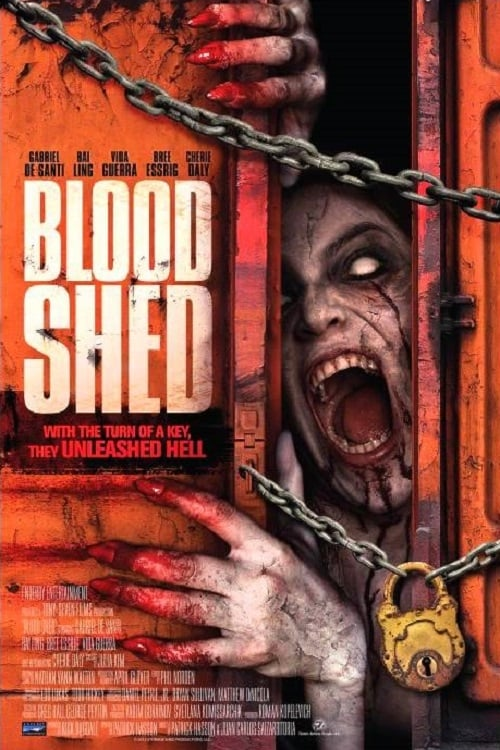 The poster of Blood Shed