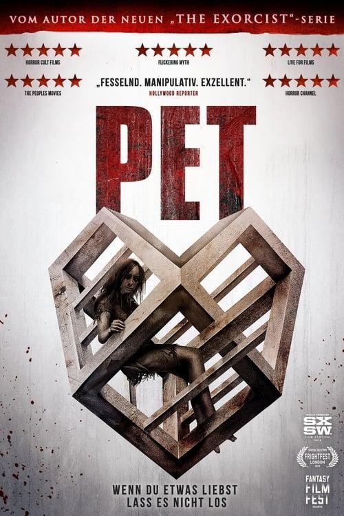 PET - Wenn du etwas liebst, lass es nicht los - Poster