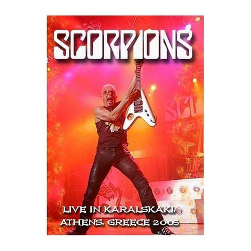Assistir Scorpions - Live in Athens Online