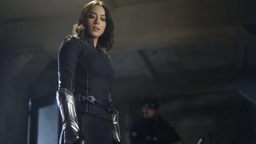 Poster della serie Marvel's Agents of S.H.I.E.L.D.