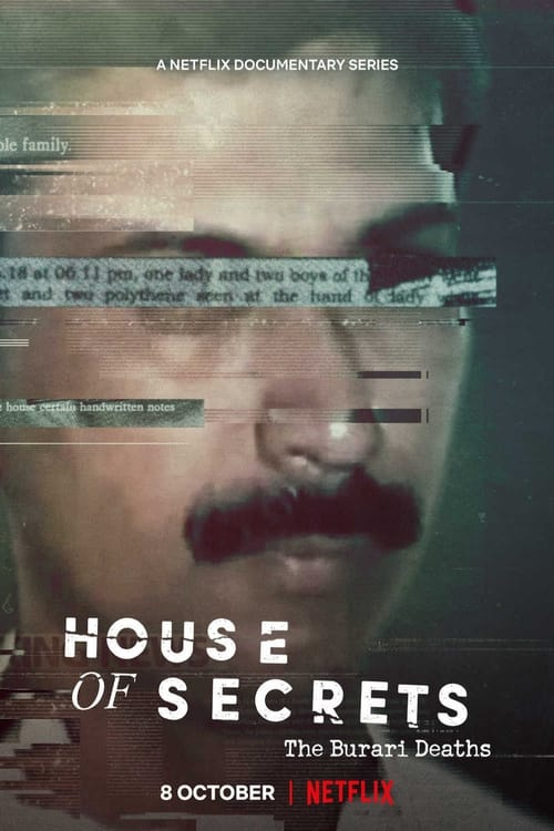 House of Secrets: The Burari Deaths - Poster