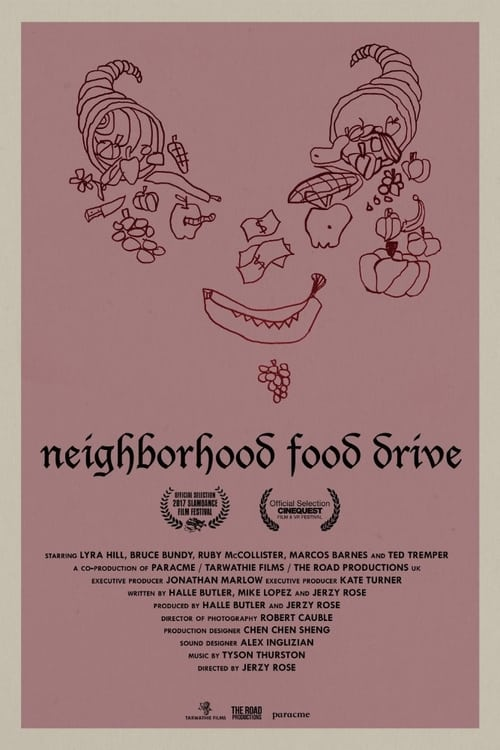 Film Neighborhood Food Drive Complètement Gratuit