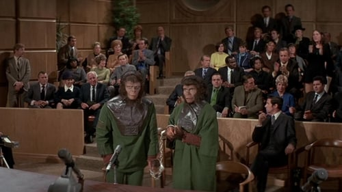 فيلم 1971 Escape from the Planet of the Apes مترجم اون لاين