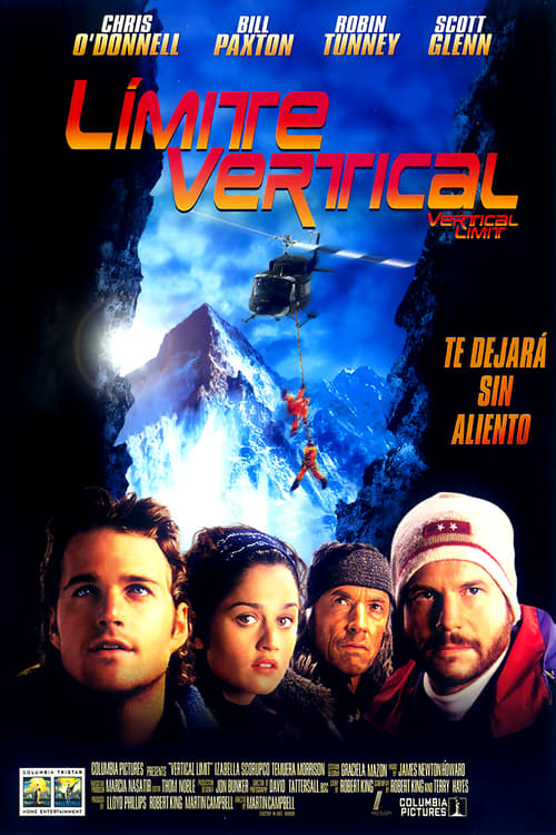 Vertical Limit pelicula completa