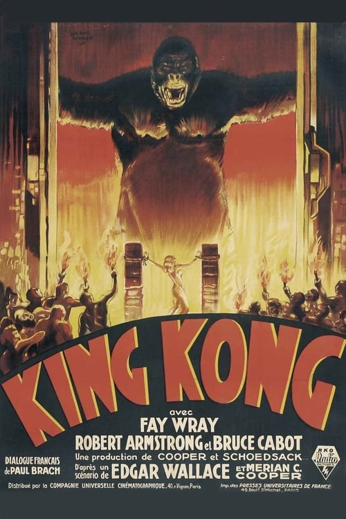 [VF] King Kong (1933) streaming Amazon Prime Video