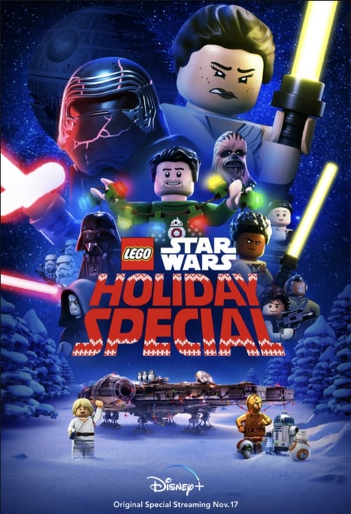 Free Download The Lego Star Wars Holiday Special
