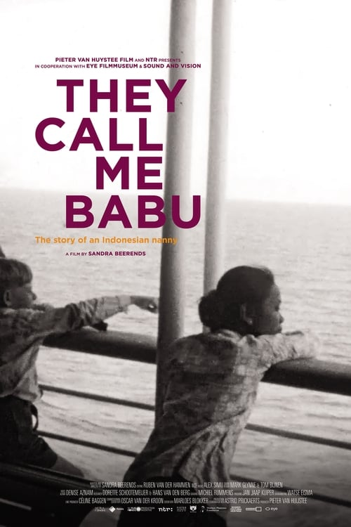Largescale poster for They Call Me Babu