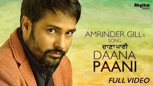 Daana Paani (2018) Punjabi Movie HDRip 480P 720P x264