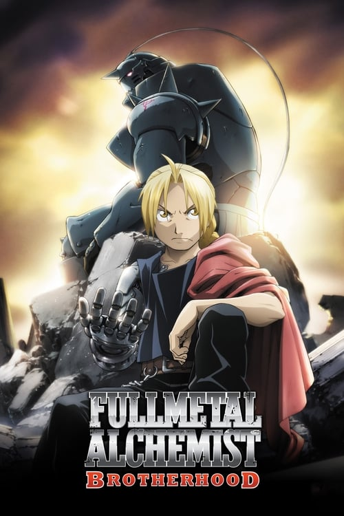 Fullmetal Alchemist: Brotherhood (2009)