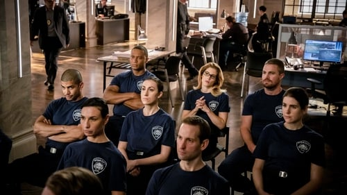 Arrow: Season 7 – Episode Training Day