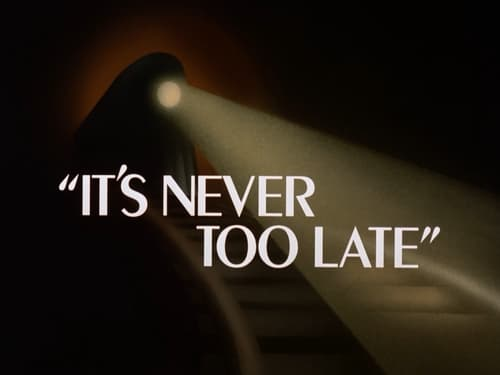 Batman: The Animated Series: Season 1 – Episod It's Never Too Late