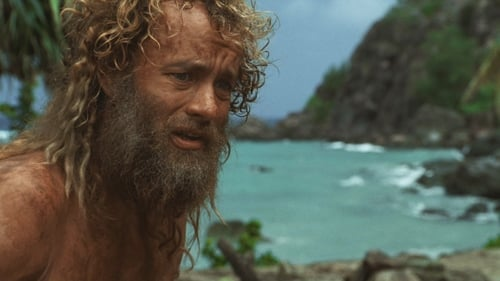Cast Away - At the edge of the world, his journey begins. - Azwaad Movie Database