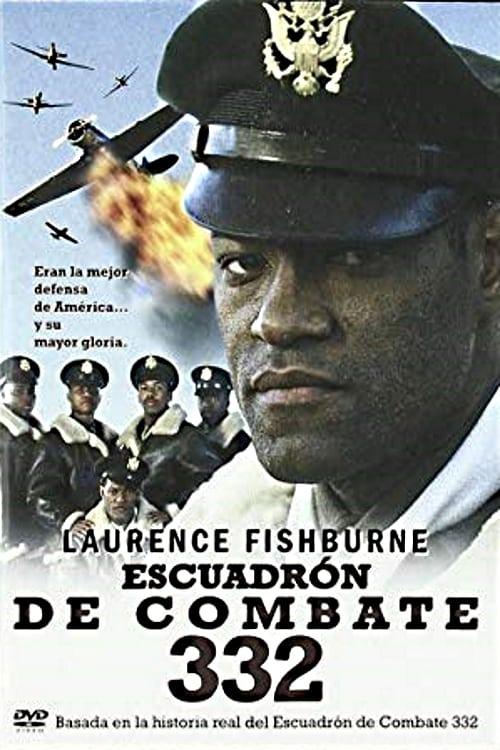 Mira La Película Escuadrón de combate 332 Gratis En Español