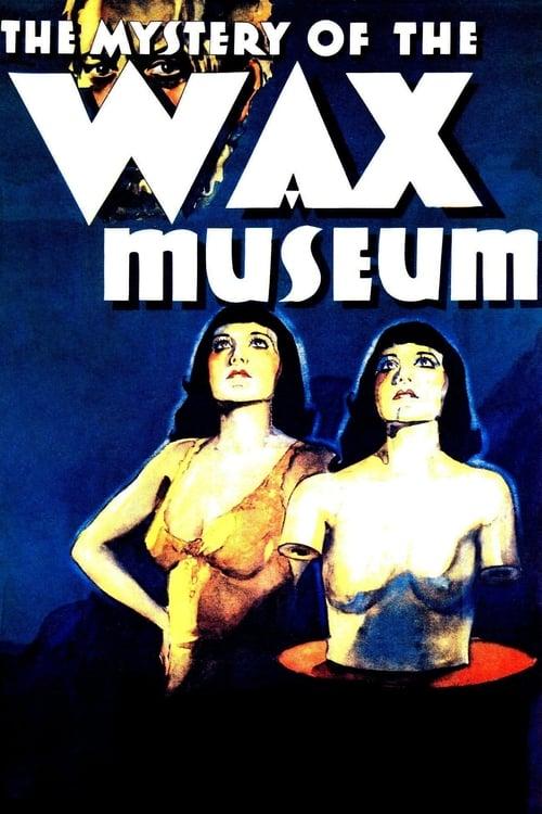 Mira La Película Mystery of the Wax Museum Doblada Por Completo