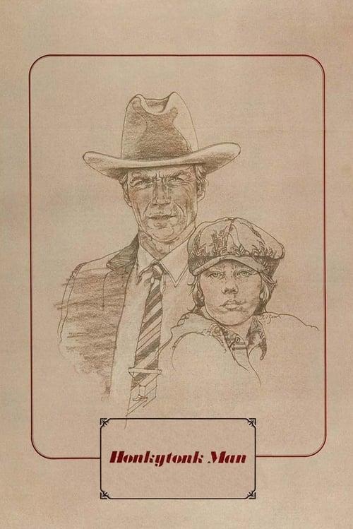 Honkytonk Man (1982) Poster
