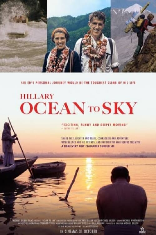 Hillary: Ocean to Sky (2019) Poster