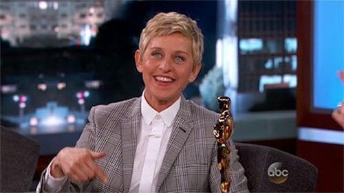 Jimmy Kimmel Live 2014 Streaming: Season 12 – Episode Ellen DeGeneres, Tom Ford, Sky Ferreira