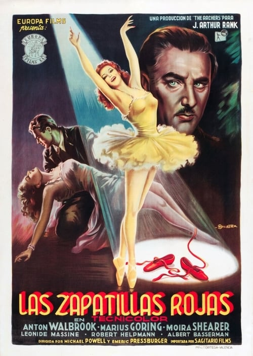 The Red Shoes Peliculas gratis