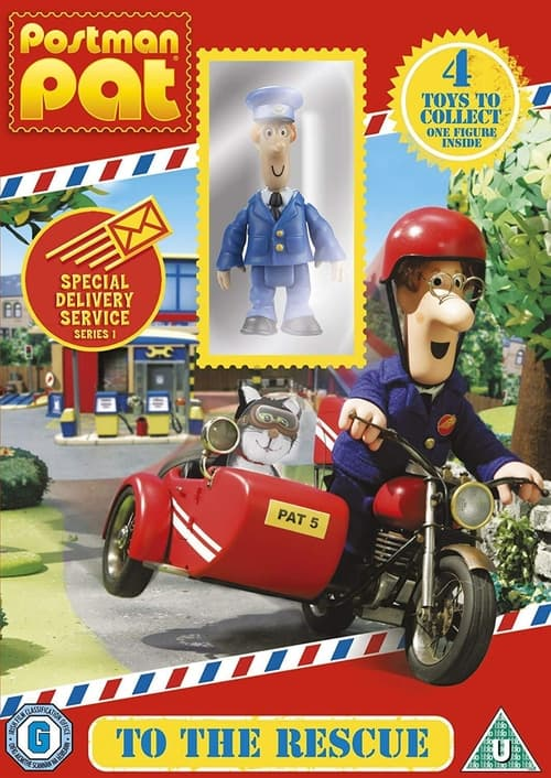 Postman Pat Special Delivery Service - Pat to the Rescue