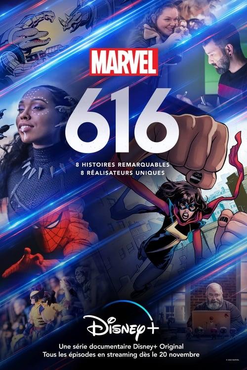 Marvel 616 [WEBRip Xvid]