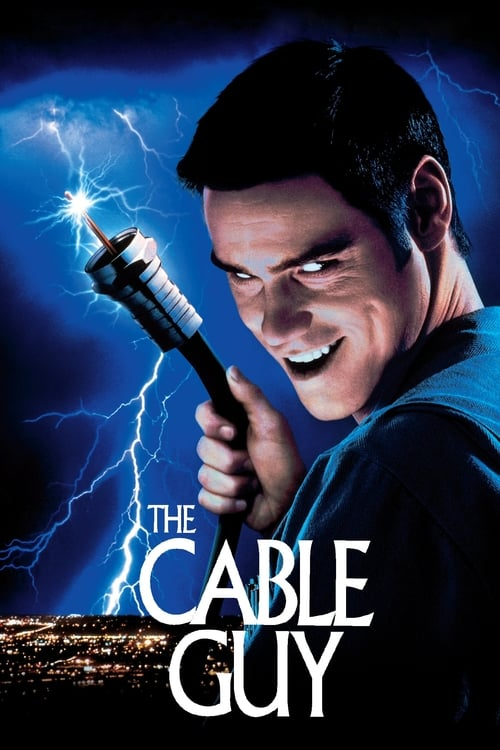 Largescale poster for The Cable Guy