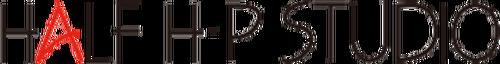 HALF H·P STUDIO                                                              Logo