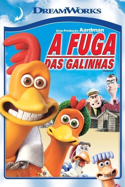 Assistir A Fuga Das Galinhas - HD 720p Dublado Online Grátis HD