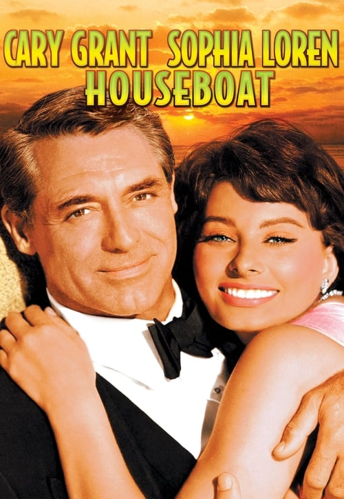 Download Houseboat (1958) Best Quality Movie