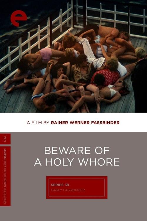 Warnung vor einer heiligen Nutte poster