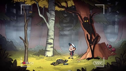 Gravity Falls: Specials – Épisode Dipper's Guide to the Unexplained - The Hide Behind