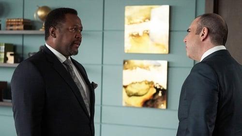 Suits: Season 8 – Episode Revenue Per Square Foot