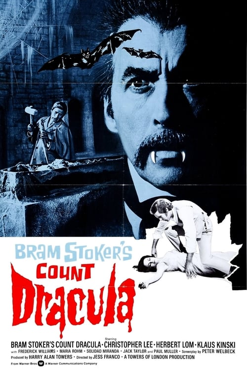 Count Dracula Poster