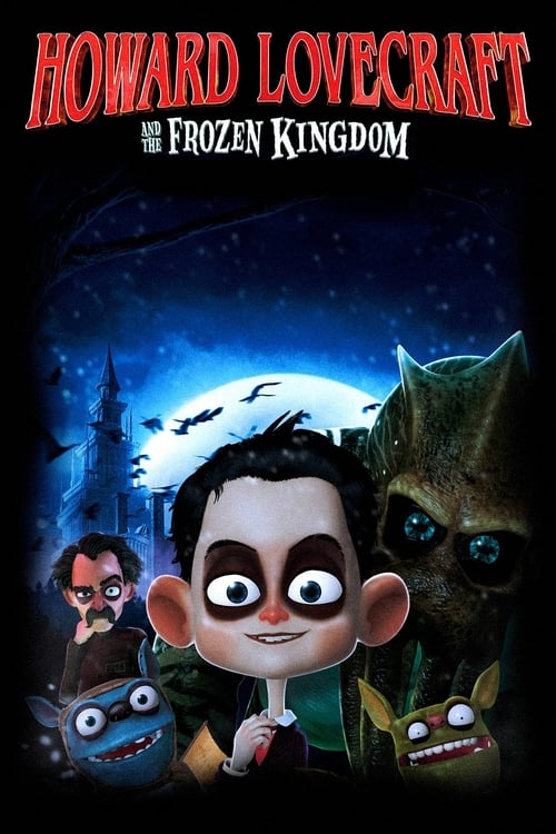 Película Howard Lovecraft & the Frozen Kingdom Gratis