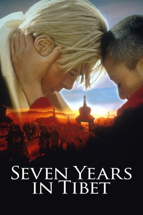 Seven Years in Tibet - Poster