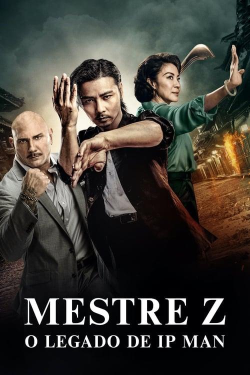 Assistir Mestre Z: O Legado de Ip Man - HD 720p Dublado Online Grátis HD