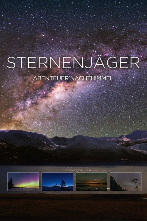 Regarde Sternenjäger - Abenteuer am Nachthimmel En Ligne