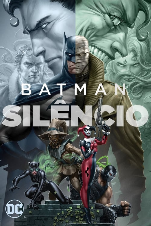 Assistir Batman: Silêncio - HD 720p Dublado Online Grátis HD