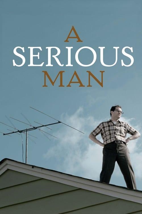 A Serious Man Poster