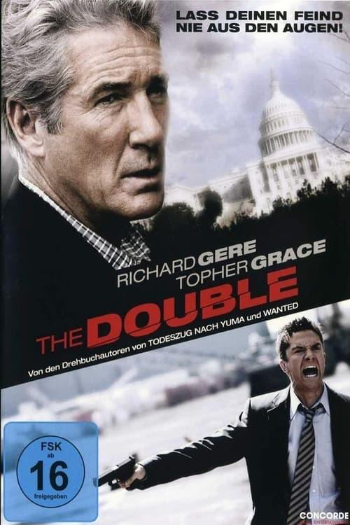 Poster von The Double - Eiskaltes Duell