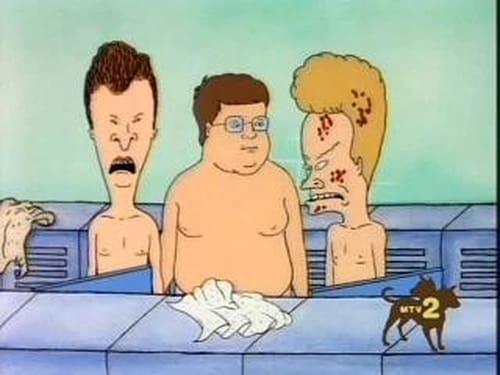 Beavis and Butt-head: Season 5 – Episod Wet Behind The Rears