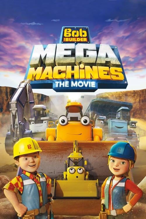مشاهدة Bob the Builder: Mega Machines مكررة بالكامل