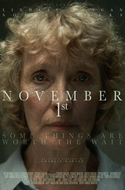 November 1st