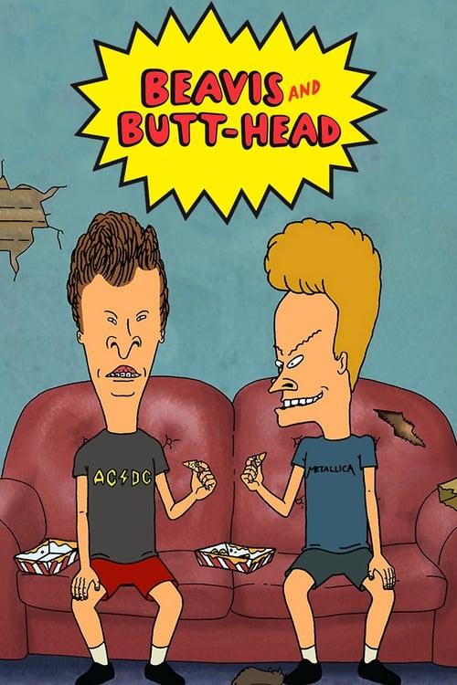 Subtitles Beavis and Butt-head (1993) in English Free Download | 720p BrRip x264