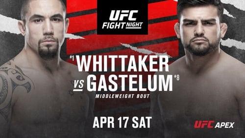 UFC on ESPN 22: Whittaker vs. Gastelum