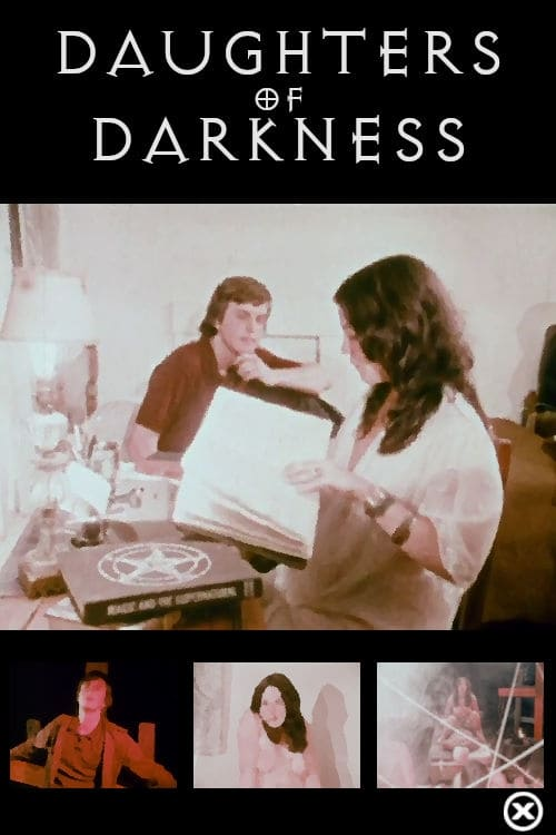 The poster of Daughters of Darkness