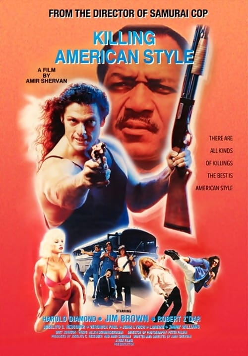 Largescale poster for Killing American Style