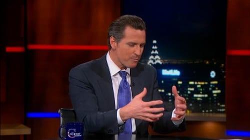 The Colbert Report: Season 9 – Episode Gavin Newsom
