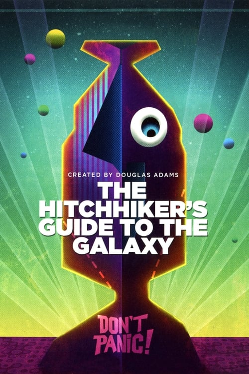 The Hitchhiker's Guide to the Galaxy (1981)