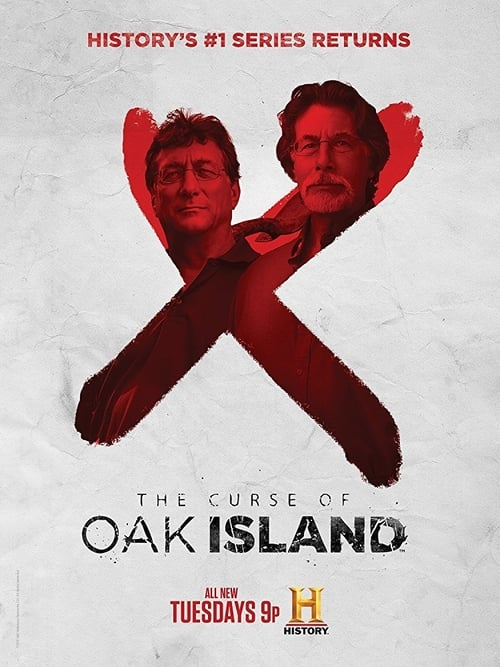 The Curse of Oak Island poster