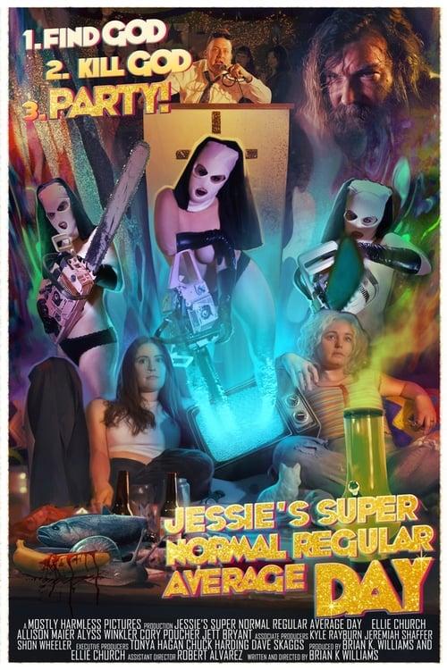 Watch Jessie's Super Normal Regular Average Day Online Torrent